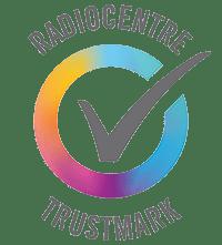 Radiocentre Trustmark logo