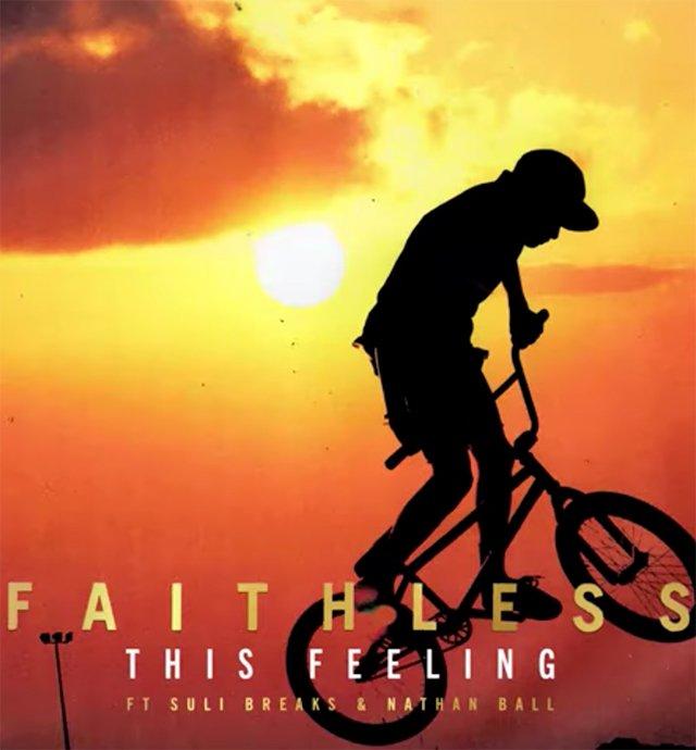 Faithless This Feeling artwork