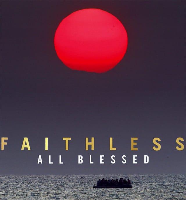 Faithless All Blessed album artwork